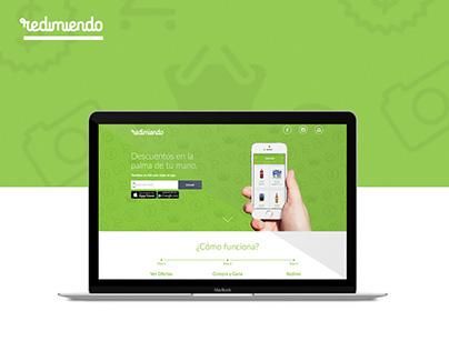 Redimiendo Web/App Design