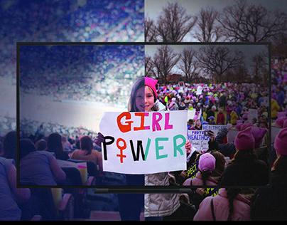 WNBA social campaign and activation