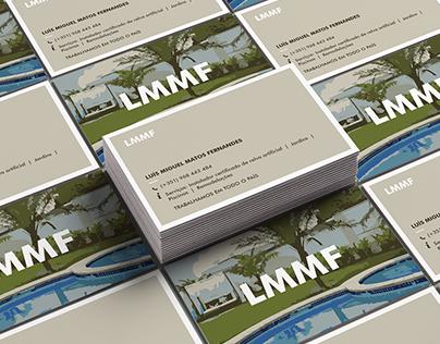LMMF Business Card