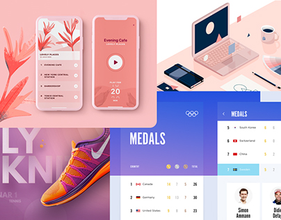 Web Design Trends for 2018