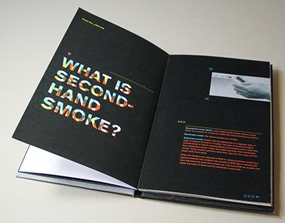 Smoke or Not? // Book design