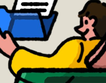 UX Blog banner image