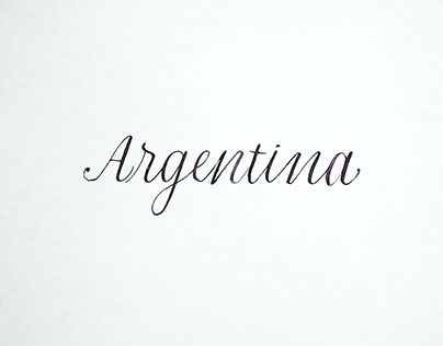 Argentina & messi