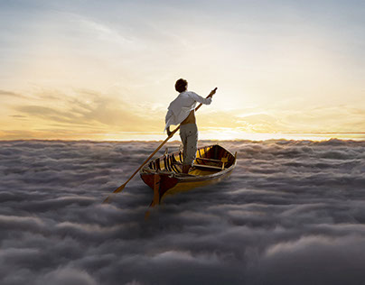 Pink Floyd: The Endless River Official Album Art