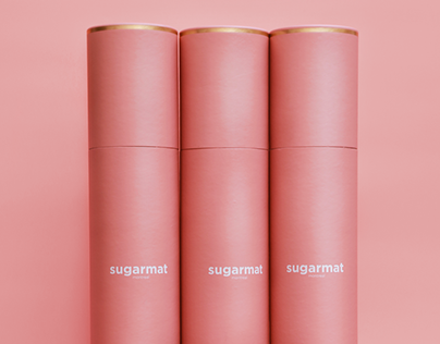 Yoga mat packaging