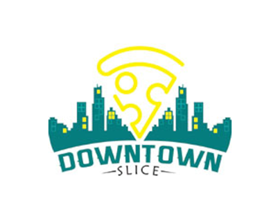 DownTown Slice Web Design