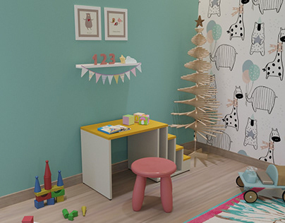 KIDS FURNITURE FOR REBOOTSPACES