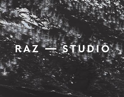 RAZ-STUDIO Branding Project
