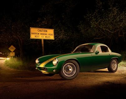 British Sports Cars Series