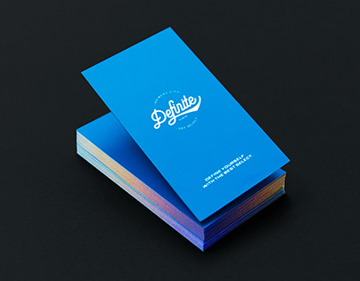 Definite Select | Visual Identity System