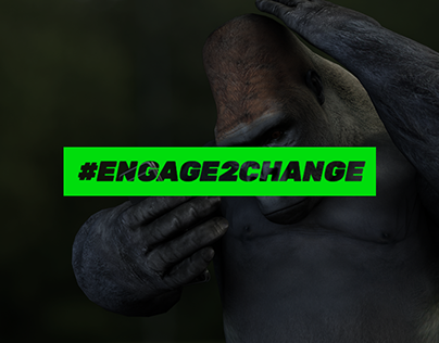 #Engage2Change / LIAA 2018 Gorilla Doctor Submission