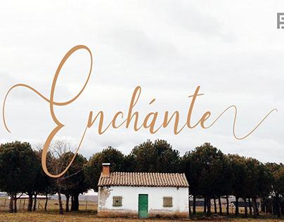 Enchante - Lovely Handwritten Font
