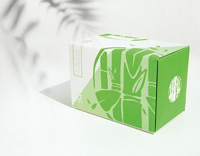 Jing Shi - Floral Tea Bag