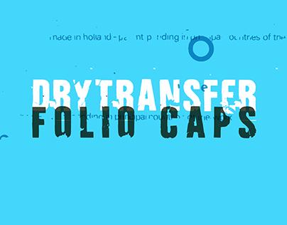LRC Type - DryTransfer Folio Caps (Free)