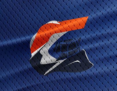 The Goalies Hockey Club logo and uniform design
