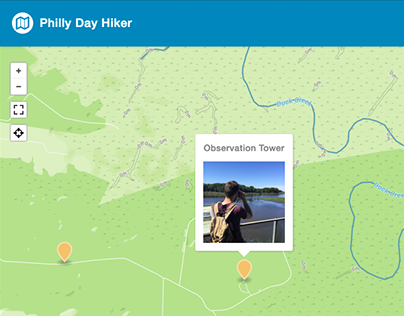 Philly Day Hiker