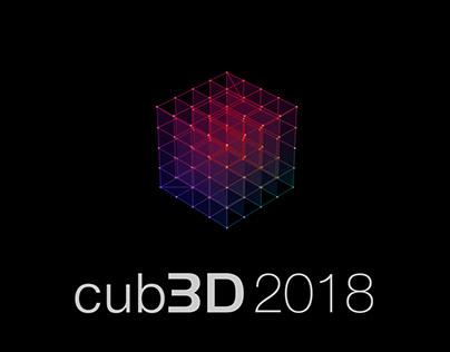 Cub3D Showreel 2018