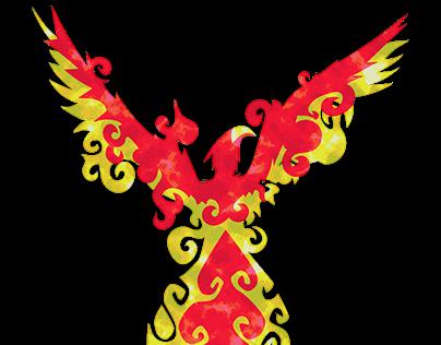 Phoenix T-shirt design