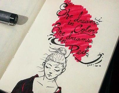 Sketchbook Study .1