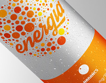 Energy Drink Packaging Design Concept