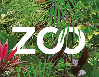 Jardín Zoológico de Buenos Aires - Diseño de identidad