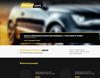 Helsinki Special Auto Redesign 2015