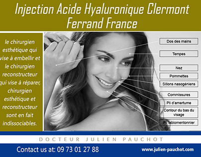 injection acide hyaluronique clermont ferrand france|ht