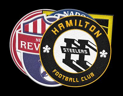 Football Club Redesigns