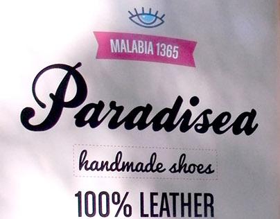 Imagen Paradisea Colección Otoño- Invierno 2014 + Logo