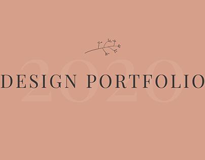 Design Portfolio 2020