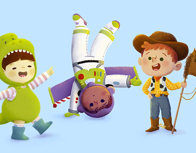 Toy Story Costumes