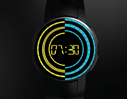 E-Ink Fit Watches for Adolescence