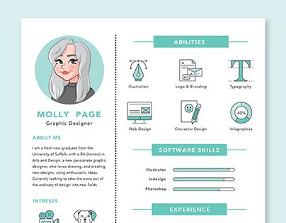 Personal Branding - Resume