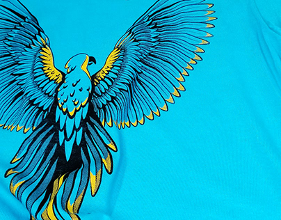 Bird T-shirt Design
