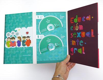 Colección DVD Educación sexual