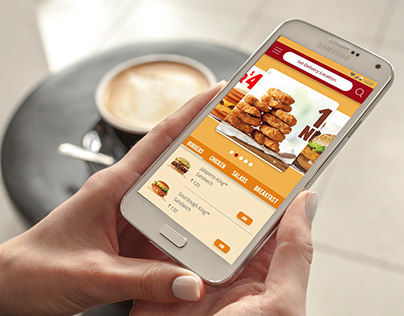 Burger King App Redesign