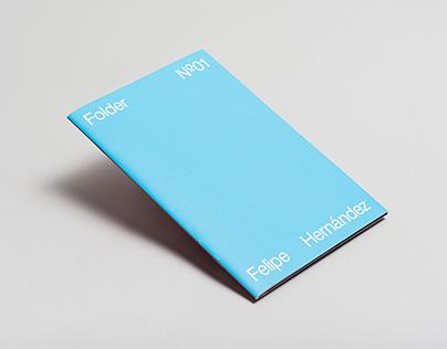 Folder Nº01 / Felipe Hernández