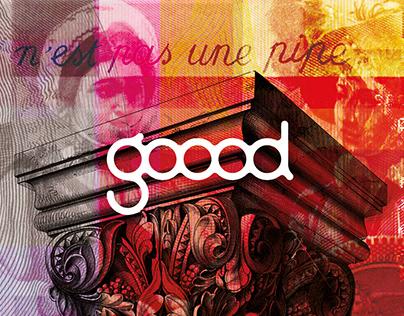 Goood // Brand & Web identity