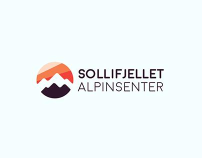 SOLLIFJELLET LOGO | Concept logo