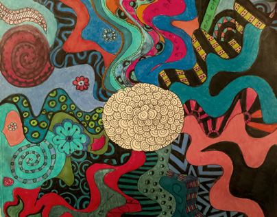 ZIA Zentangle Inspired Art