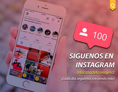 Instagram Post for Travel Agency