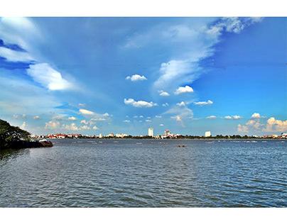 Chiều Hồ Tây