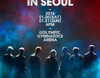 YG - iKON iKONCERT 2016 'SHOWTIME TOUR' IN SEOUL