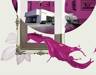 頂高建案主視覺 / Real Estate Graphic
