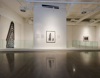 Exposición Berenice Abbott