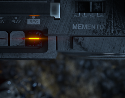 Memento Title Sequence