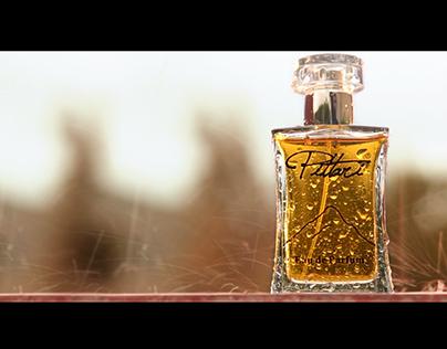 Pittari - Eau de Parfum  ADV Exenza Campain 2015