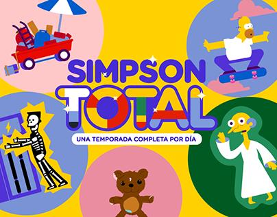 Simpson TOTAL .........*FOX Channel.