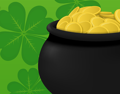 St. Patrick's Day Promo