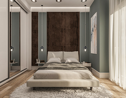 bedroom @lakeview compound newcairo